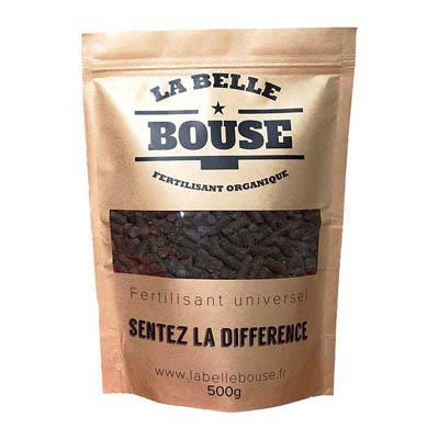 La Belle Bouse | Fertilisant Universel | Engrais Bio | Fabriqué en France | Engrais Naturel | Fertilisant 100% Naturel | Convient à Toutes Les Plantes