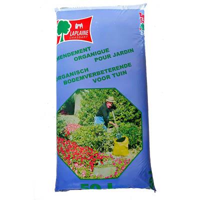 La Plaine Chassart | Amendement Organique pour Jardin 50L | Engrais Biologique | Culture écologique | Potagers & plantations de Pleine Terre