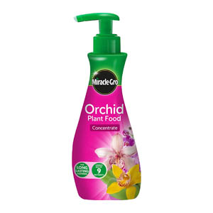 Scotts Miracle-Gro Orchidée Engrais concentré Pompe, 236 ml