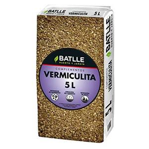 Semillas Batlle 960096BUNID - Substrat Vermiculite 5 l