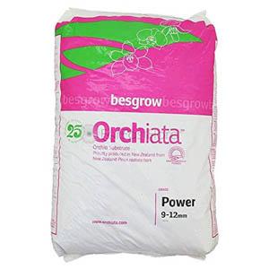Substrat d'écorces de pin Orchiata Power pour orchidées de 9 - 12 mm 5 litres Jardinage et plantes