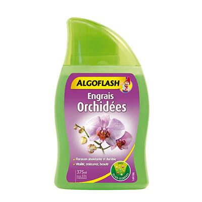 Orchidées, Jusqu'à 50 L, Bouchon doseur inclus, 375 ml, ALIORC375
